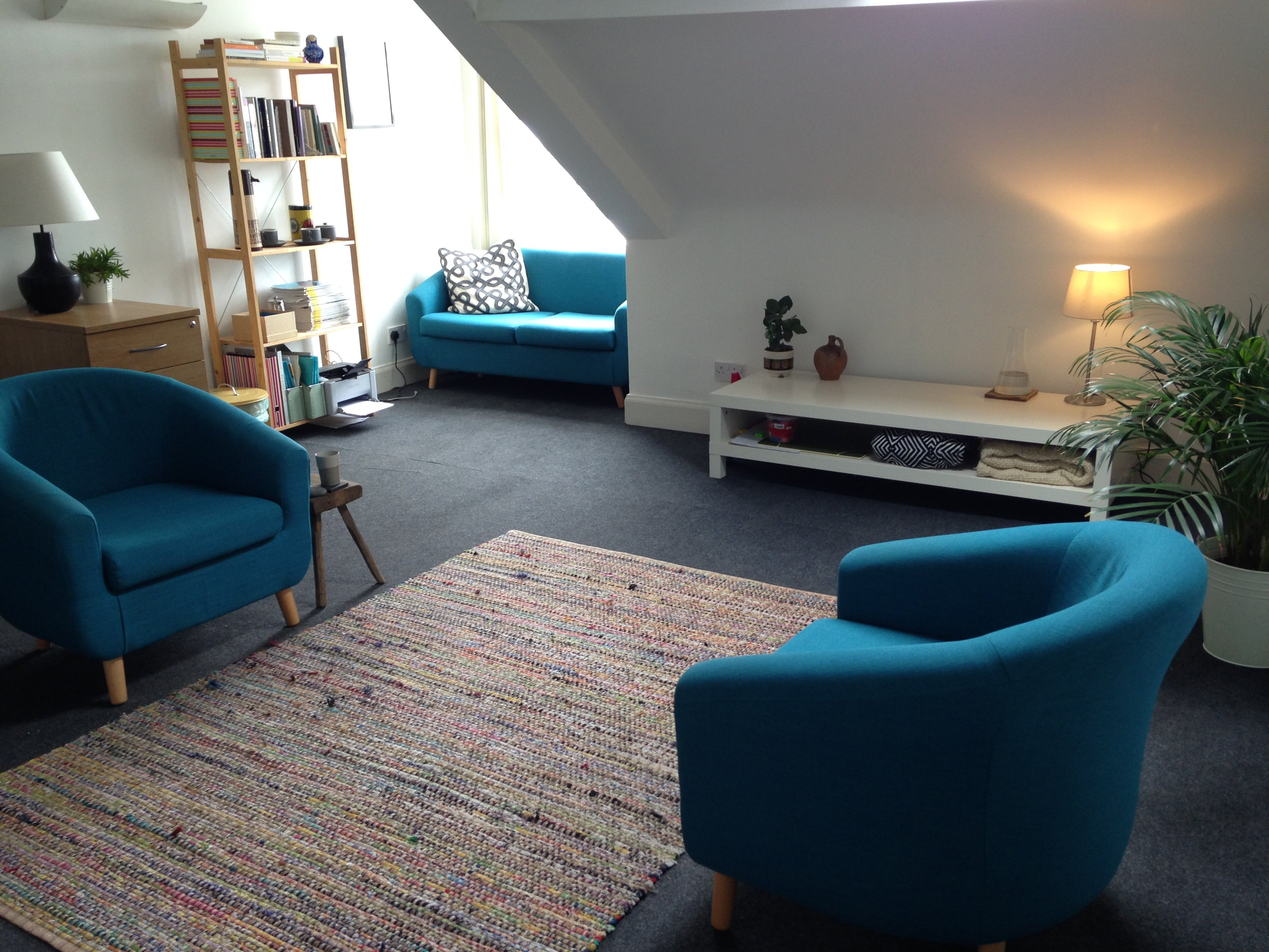 Counselling Room Edinburgh